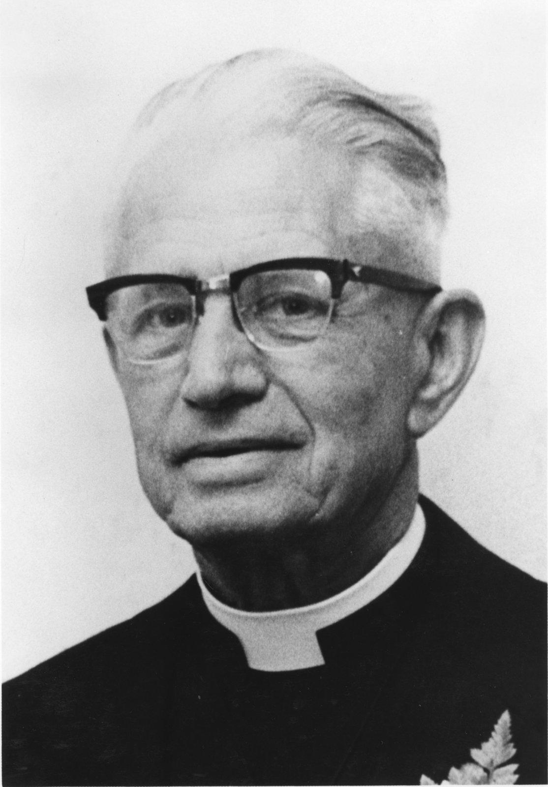 Reverend Richard Bruno Arthur Geelhaar