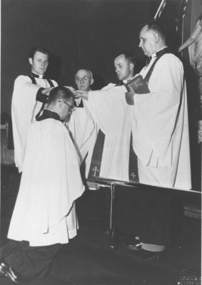Ordination of Garfield Remus