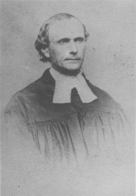 Reverend Ludwig Herman Gerndt