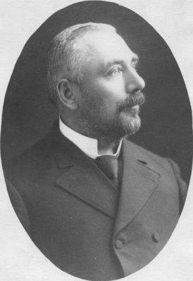 Reverend Herman Petschke