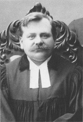 Reverend Paul Kleine