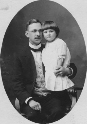 William H. Kupfer and daughter