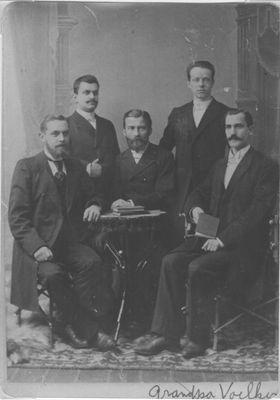 Knopps Seminary students, 1897