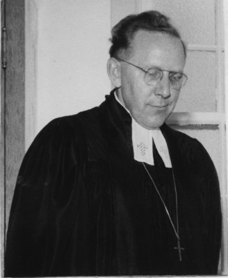 Reverend Frederick Haak, Sr.