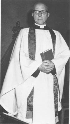 Reverend Arthur Buehlow