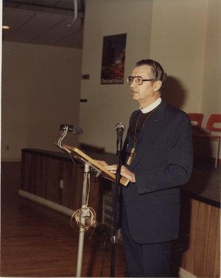 Bishop William Huras