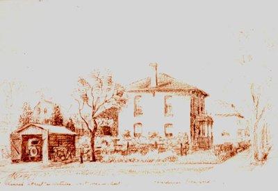 35 Church Street in Waterloo As It Was Circa 1928