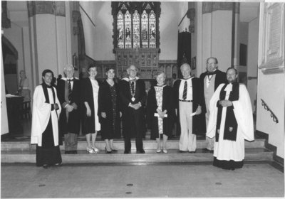 Convocation of the Royal Canadian College of Organists, 1985