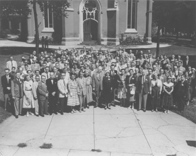 Royal College of Organists National Convention, 1957