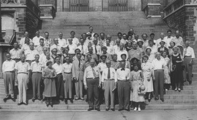Canadian College of Organists National Convention, 1953