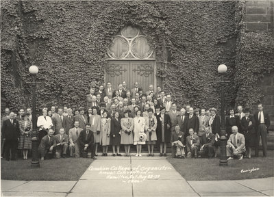 Canadian College of Organists annual convention, 1946