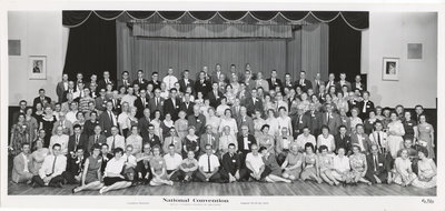 Royal Canadian College of Organists convention, 1962