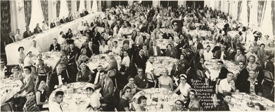 Royal Canadian College of Organists Golden Jubilee Dinner, 1959