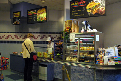 Wilfrid Laurier University Dining Hall