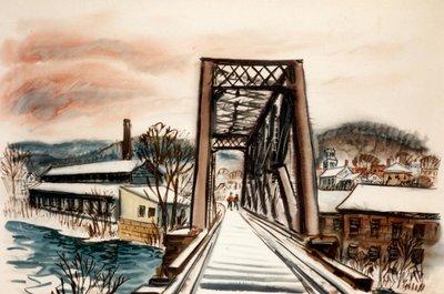 Bridge in Collinsville