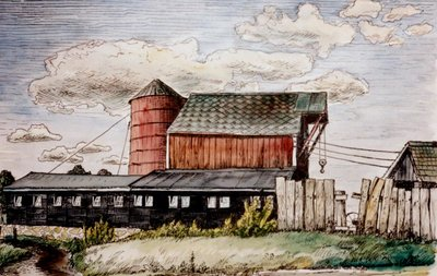 The Black Cow Shed