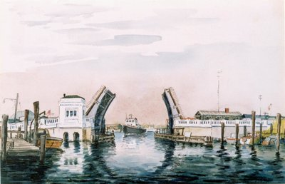 Draw Bridge at Cape May