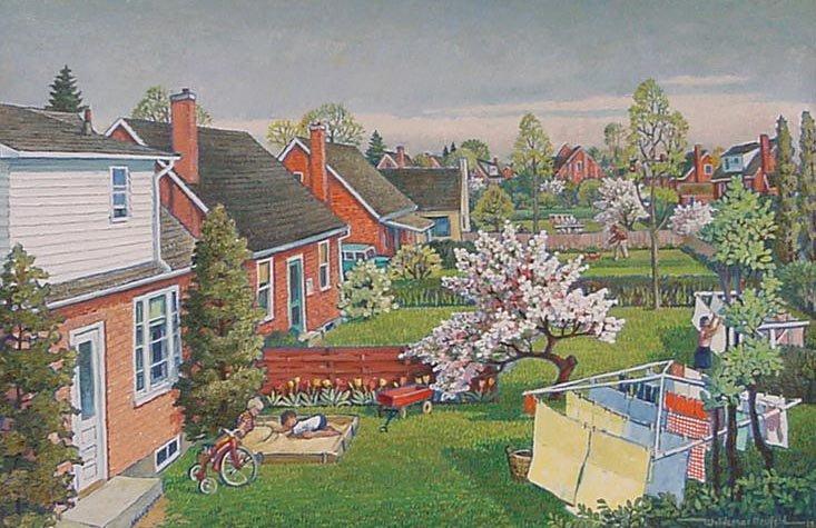 Backyards of Waterloo