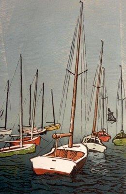 Dancing Boats