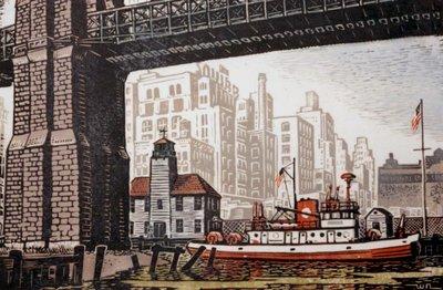 Brooklyn Bridge Fire Station