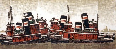 Tugs On Strike