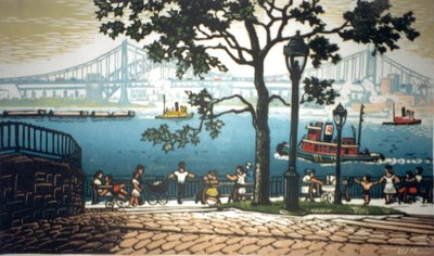 Hell Gate In Summer