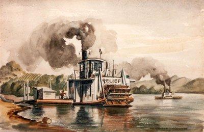 Ohio River Boat