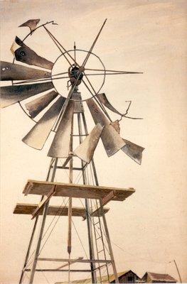 The Broken Windmill