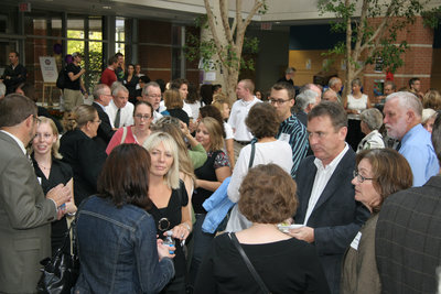 Opening reception for the Faculty of Education, Wilfrid Laurier University