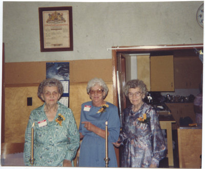 50th Anniversary of Martha Circle at St. Timohty's Lutheran Church, 1982