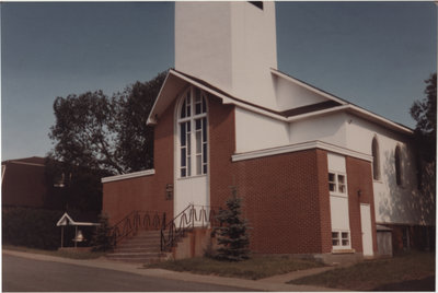 St. Timothy's Lutheran Church, Copper Cliff, Ontario