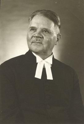 Rev. Kyosti Toppila