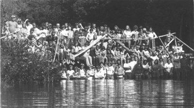 Camp Edgewood, 1977