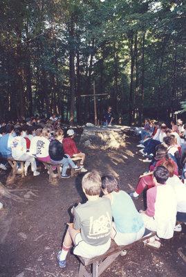 Camp Edgewood, 1985