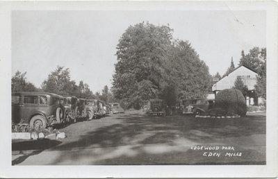 Camp Edgewood postcard