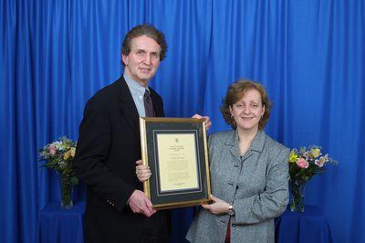 Robert Campbell and Cynthia Comacchio, 2002