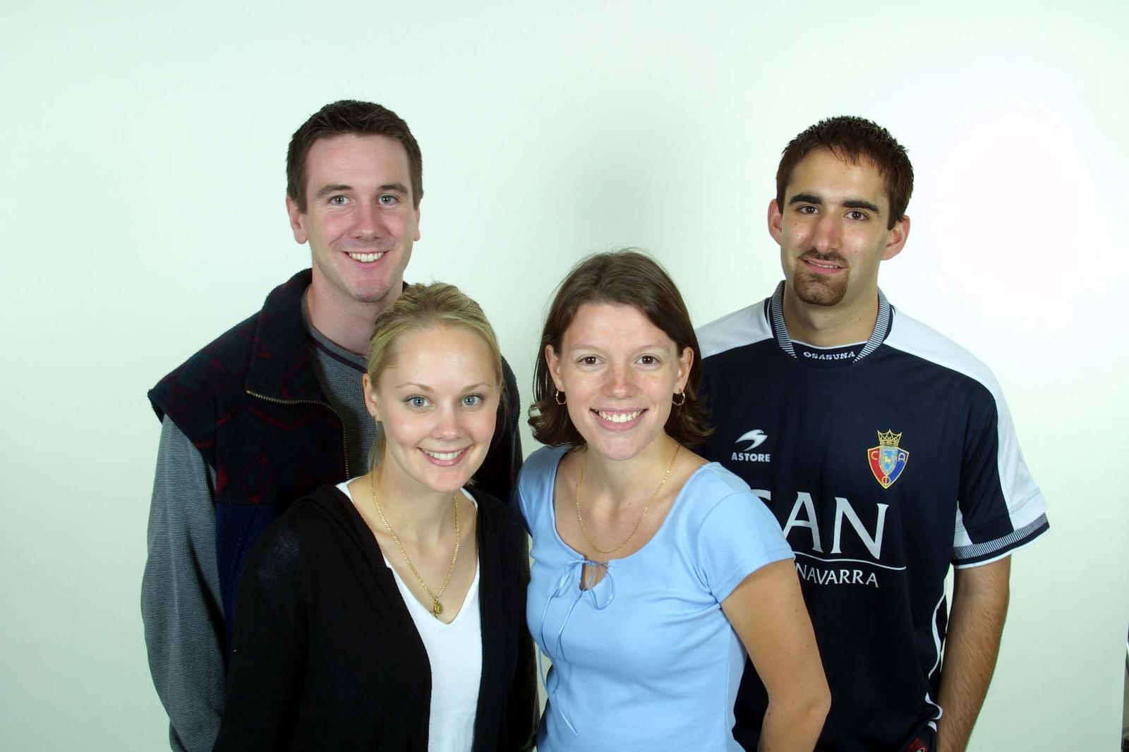 Co-op students, 2002