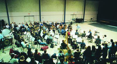 Concert practice group