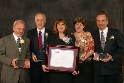 Recipients of Alumni Awards, 2003