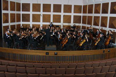 Maureen Forrester Recital Hall, 2001