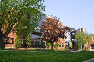 Schlegel Building, Wilfrid Laurier University, 2004