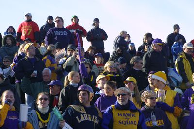 Fans at Uteck Bowl, 2004