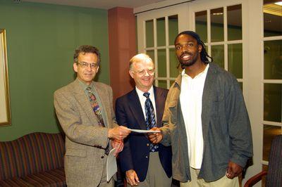 Luke Fusco, Tupper Cawsey and Rohan Thompson, 2003