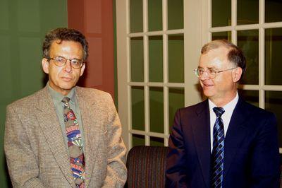 Luke Fusco and Tupper Cawsey, 2003