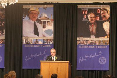 Robert Rosehart tribute dinner, 2007