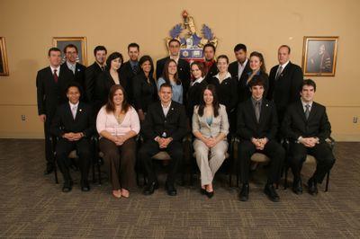 WLUSU Board of Directors, 2006