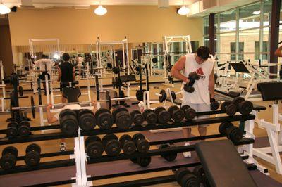 Athletic Complex, Wilfrid Laurier University, 2006
