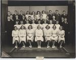 St. John's Lutheran Church confirmation class, 1946