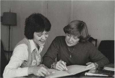 Sue Johnson and Jeen Alderson