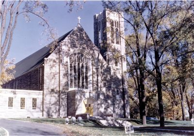 St. John's Lutheran Church, Waterloo, Ontario